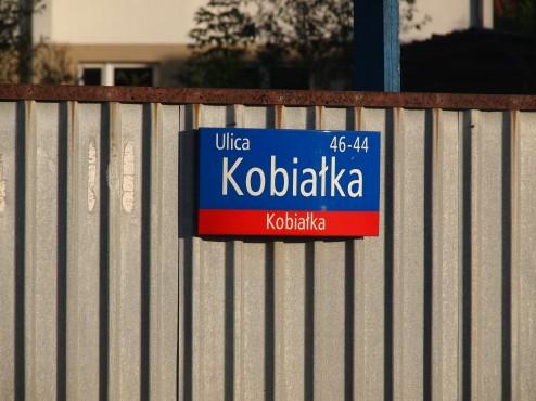 Ulica Kobiałka